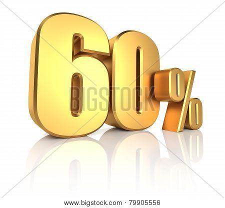 Gold 60 Percent