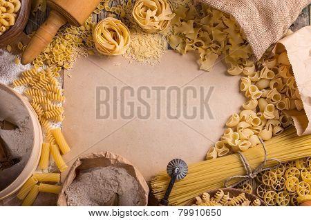 Pasta Frame