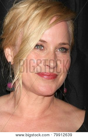 LOS ANGELES - JAN 10:  Patricia Arquette at the 40th Annual Los Angeles Film Critics Association Awards at a Intercontinental Century City on January 10, 2015 in Century City, CA