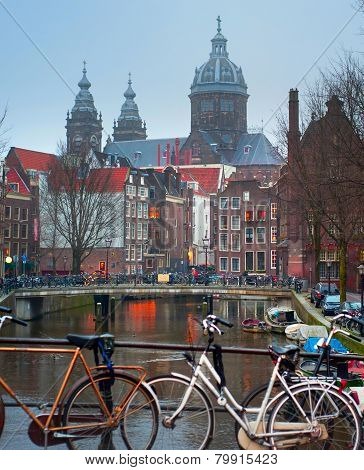 Amsterdam St. Nicolas Church