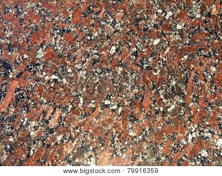 Classic Texture Of Granite