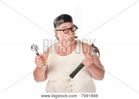 Hapless Handyman