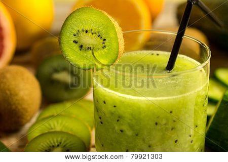 Kiwi Juice