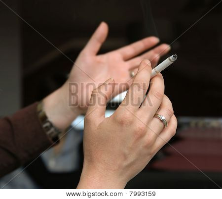 Conversation With Cigarette