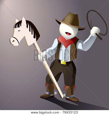 Vector Cowboy