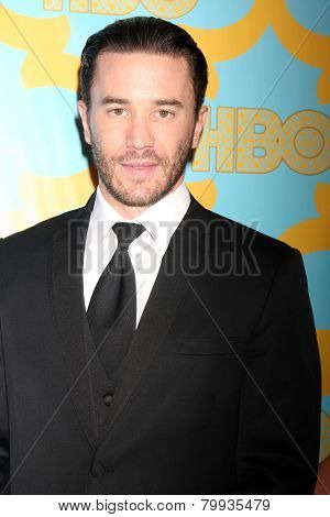 LOS ANGELES - JAN 11:  Tom Pelphrey at the HBO Post Golden Globe Party at a Circa 55, Beverly Hilton Hotel on January 11, 2015 in Beverly Hills, CA