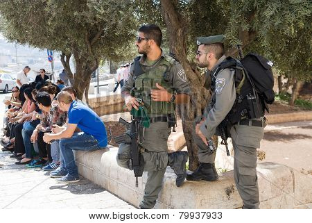 Security In Jerusalem