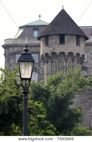 Castle Lamp