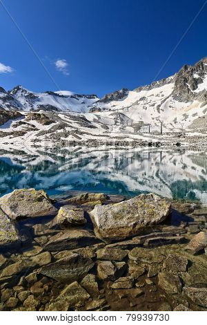 Monticello Lake - Tonale Pass
