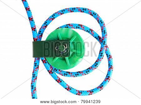 Pulley With Rope