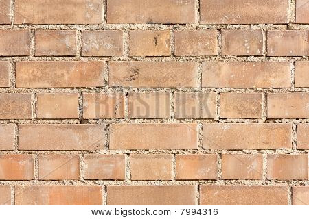 Generic Brick Wall Sidelit