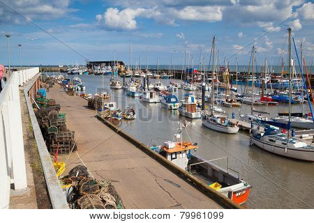 Smallish Harbour in Bridlington