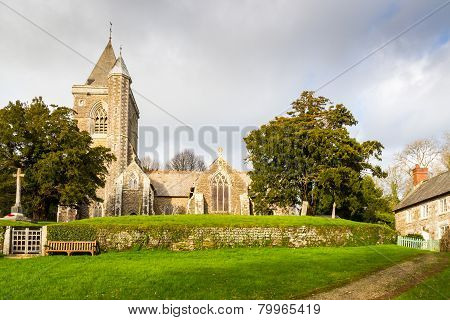 Church Of St Michael Cornwall