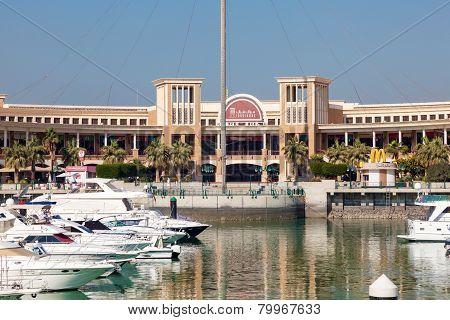 Souq Sharq Shopping Mall In Kuwait