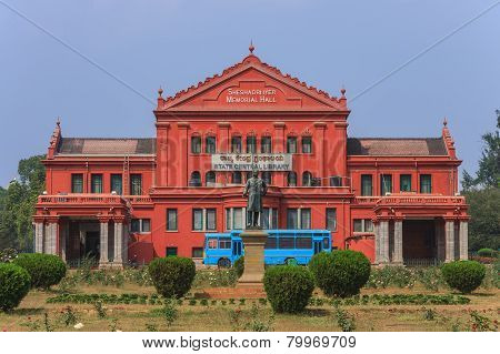 State Central Library at Bangalore India