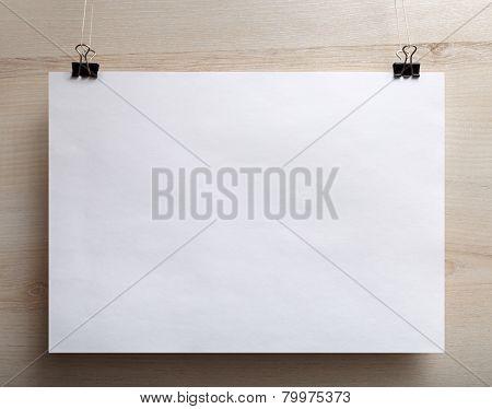 Horizontal Poster