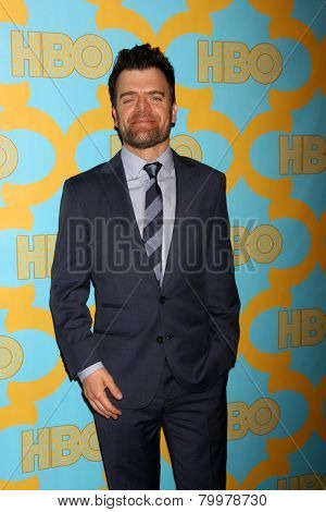 LOS ANGELES - JAN 11:  Kevin Weisman at the HBO Post Golden Globe Party at a Circa 55, Beverly Hilton Hotel on January 11, 2015 in Beverly Hills, CA