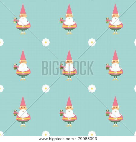 vector flat seamless patterns