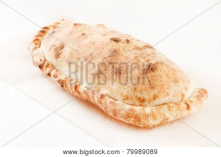 Calzone pizza