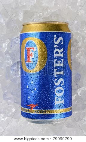 Foster's Lager On Ice