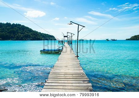 Living is Easy Jetty to Eternity