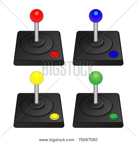 Arcade Joysticks