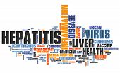 pic of hepatitis  - Hepatitis illness  - JPG