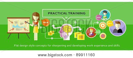 Practical Training Concept