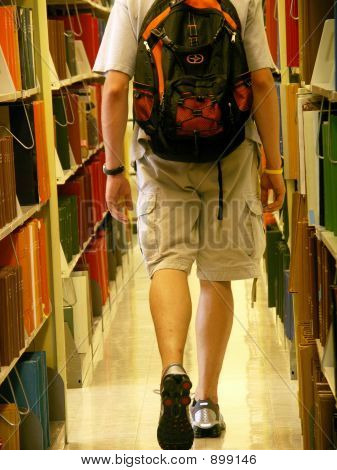 Walking Through The Books