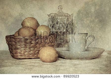 Lemon Tea Time
