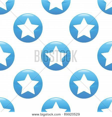 Star sign pattern