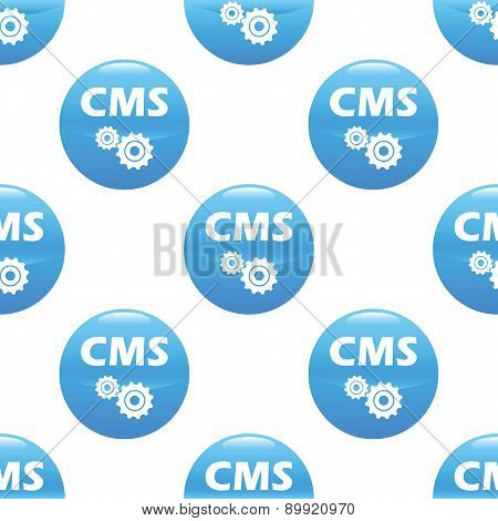 CMS sign pattern