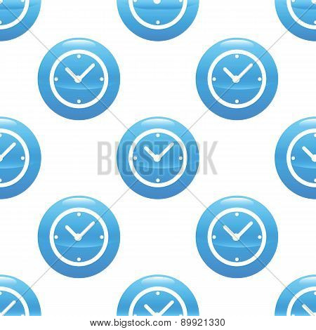 Clock sign pattern