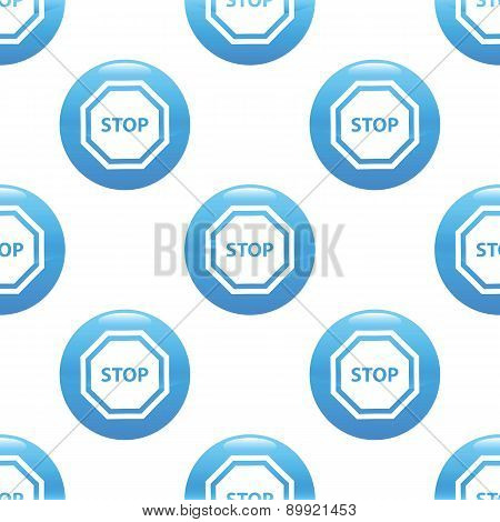 STOP sign pattern