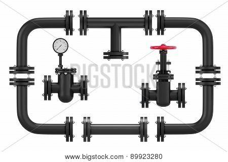 3D Pipeline Elements