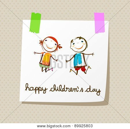 happy children`s day