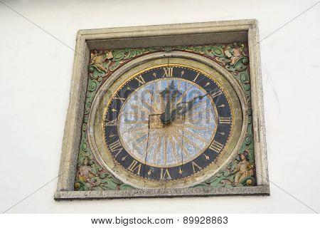Tallinn Clock.
