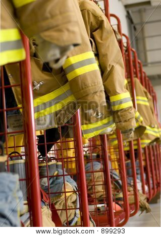 Fireman Coats 2