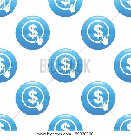 Dollar sign pattern