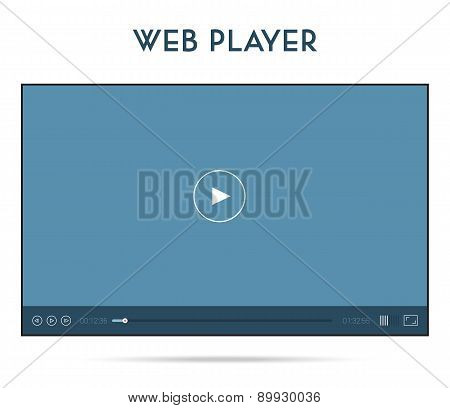 Webplayer UI, Streaming