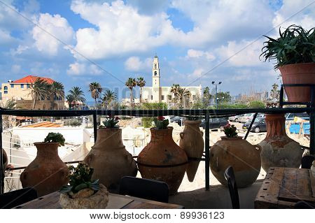 View Of The Ancient City Of Jaffa