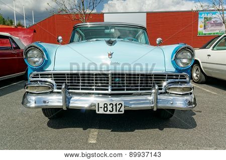Ford In Light Blue