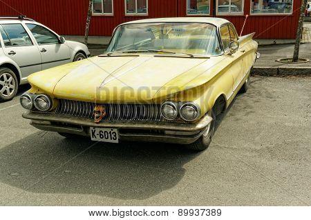 Chevrolet In Yellow