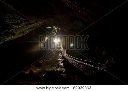 Athos Karst Cave
