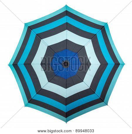 Beach Umbrella - Top View