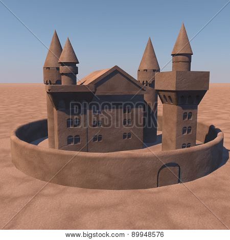 Castle Of Sand