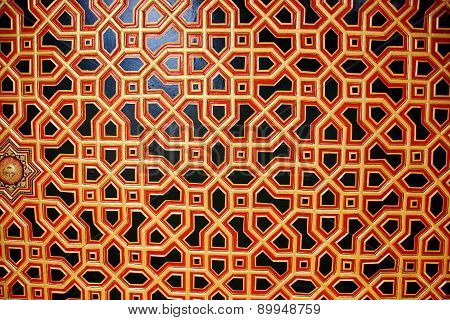 Geometrical Window Pattern