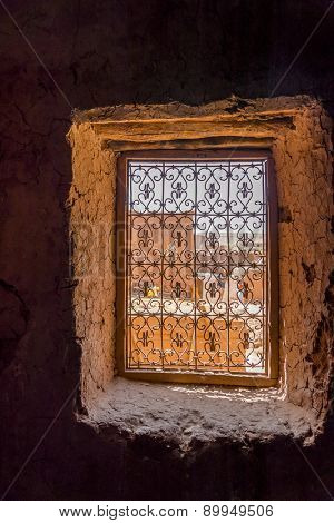 Ait Benhaddou, Morocco: Window
