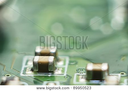 Semiconductor Printed Board