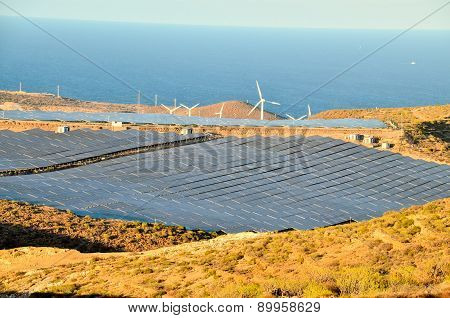 Renewable Energy Concept